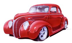 1938 Ford Randy & Sandy Modene