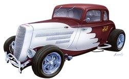 1933 Ford Roger Wimpsett