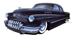 1950 Buick Darrel & Bonnie Bernloehr