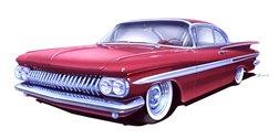 1959 Chev Impala Byron Bode