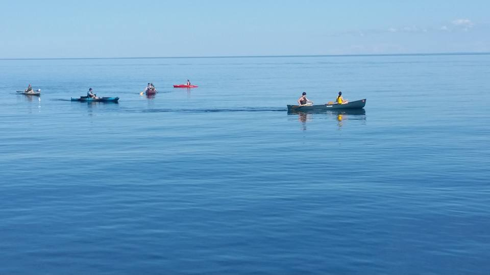 Summer Picnic - Two Harbors - photo Susan Karpowicz
