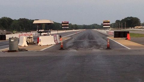 Drag Strip -