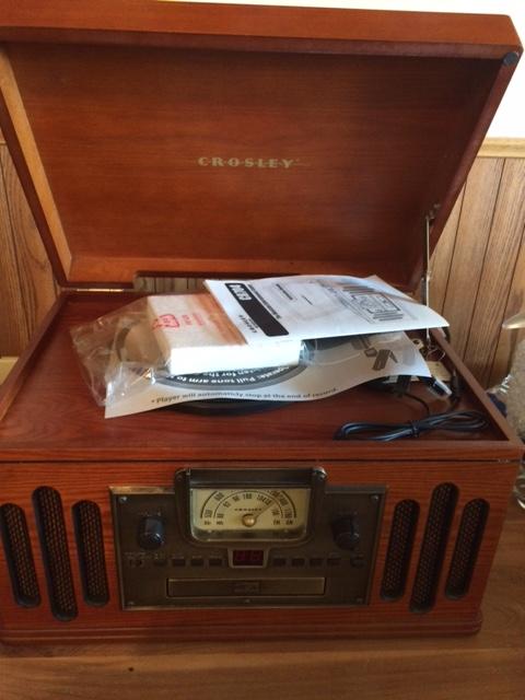 Crosley Radio entertainment center - 2