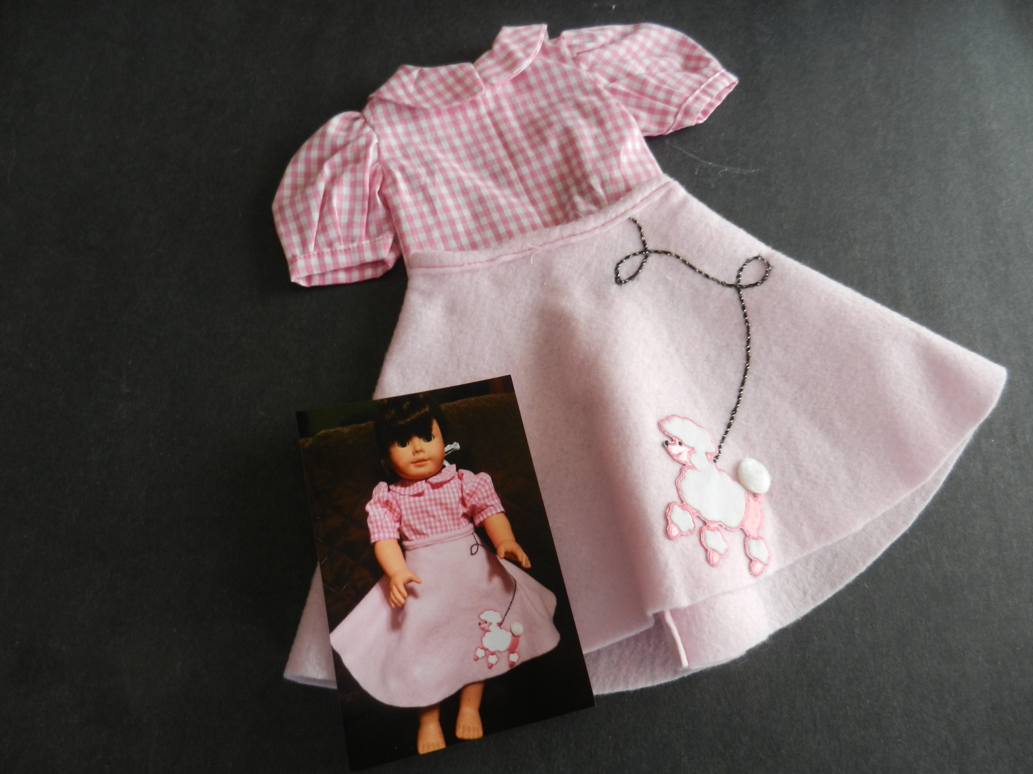 Doll Dress - doll not included