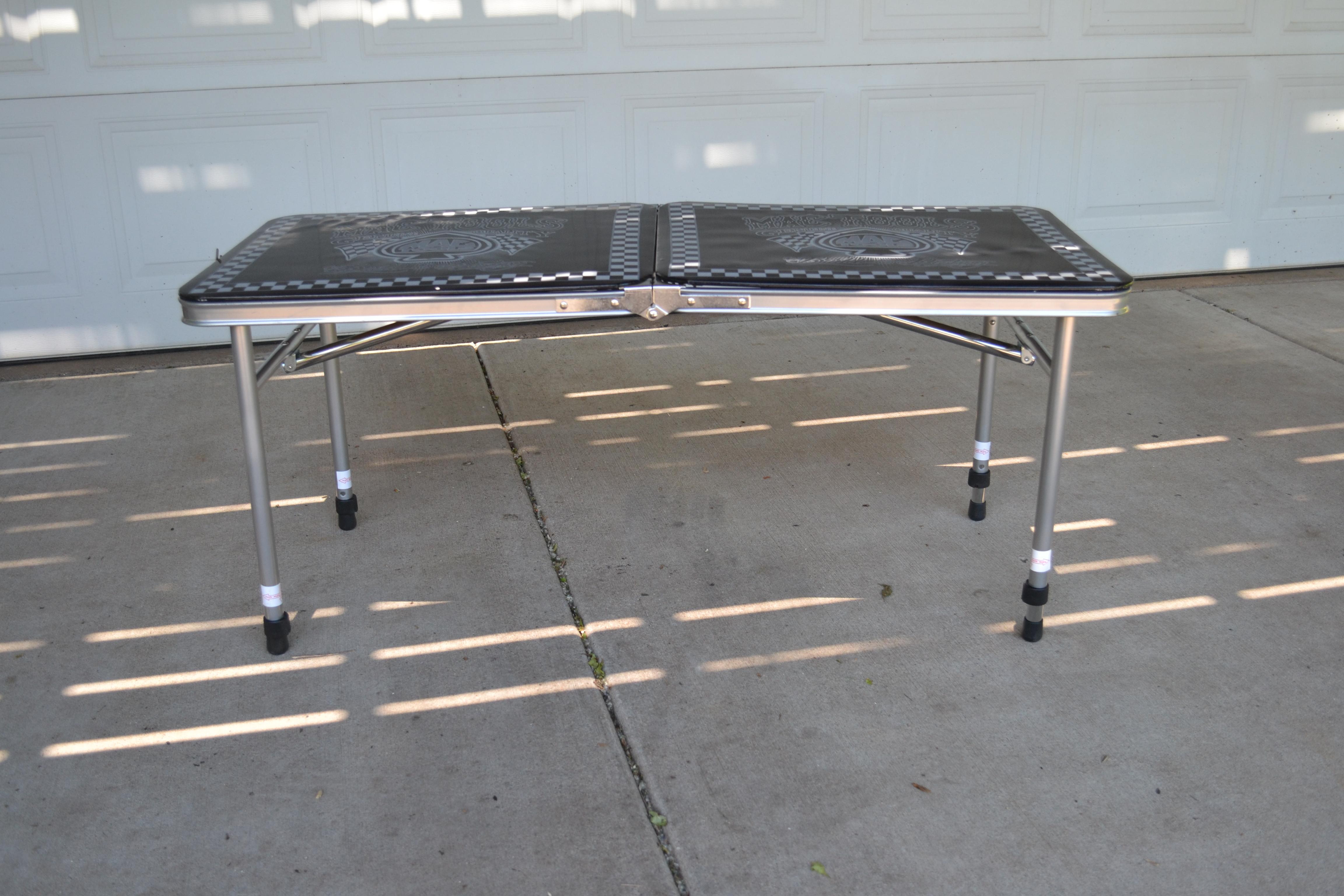 2 - Mac Tool Taolgate Table